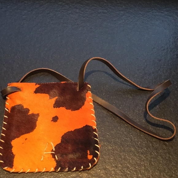 Alchimia Handbags - Alchimia Cowhide pocketbook